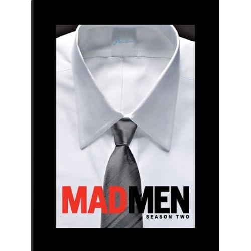 Mad Men: Season 2 On DVD With Jon Hamm Drama