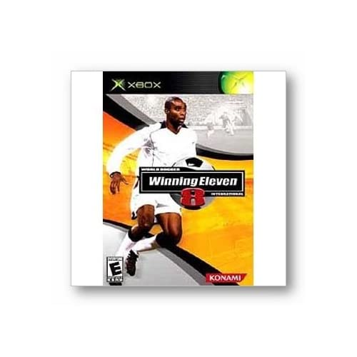 World Soccer Winning Eleven 8 For Xbox Original