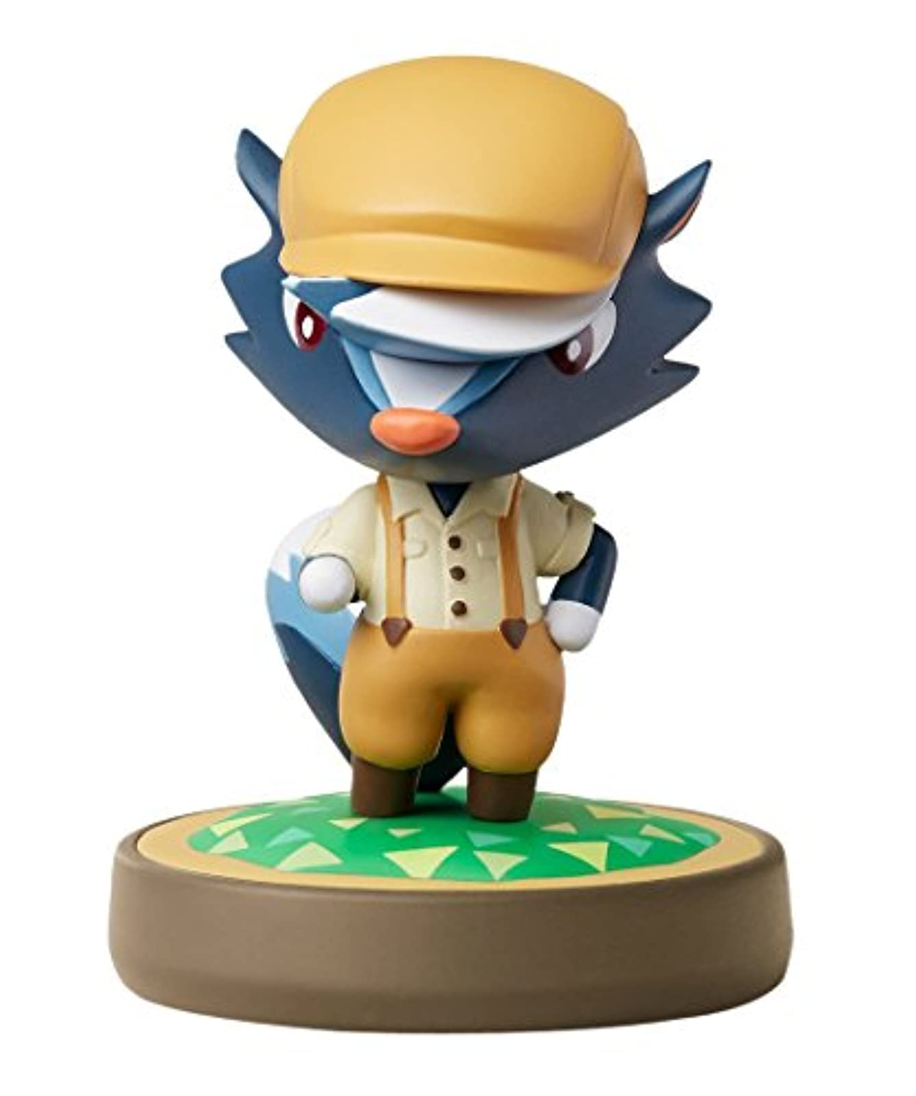 Kicks Amiibo Animal Crossing Series For Nintendo Switch Figure