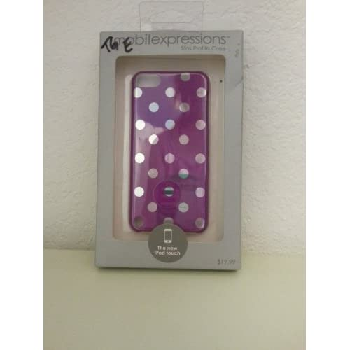 Image 0 of Mobile Expressions Slim Profile Case For iPod Touch Fitted