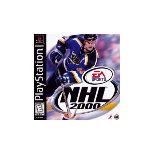 NHL Hockey 2000 For PlayStation 1 PS1