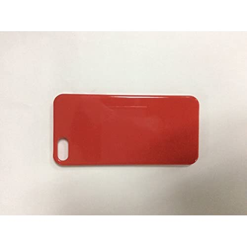 Image 0 of iConcepts Hardshell Case For iPhone 5 5S SE Red Cover Fitted RED-IP5