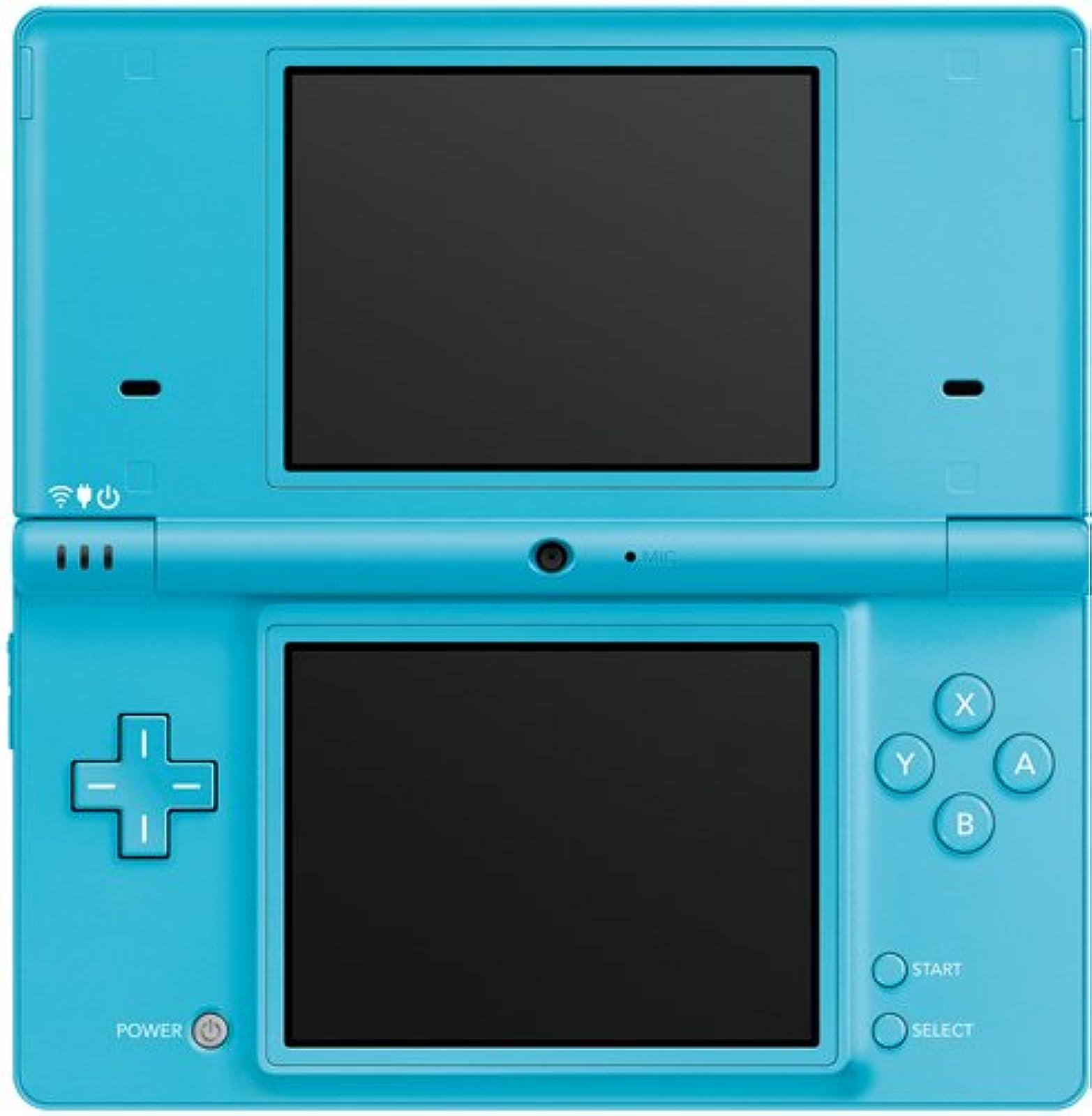 Nintendo DSi Matte Blue With Memory Card