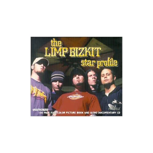 Star Profile: Limp Bizkit On Audiobook CD