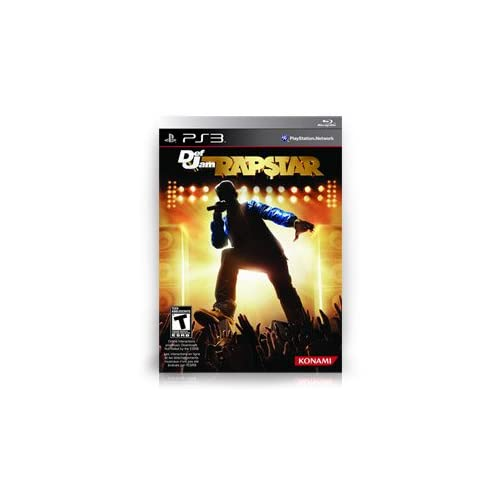 Def Jam Rapstar For PlayStation 3 PS3 Fighting