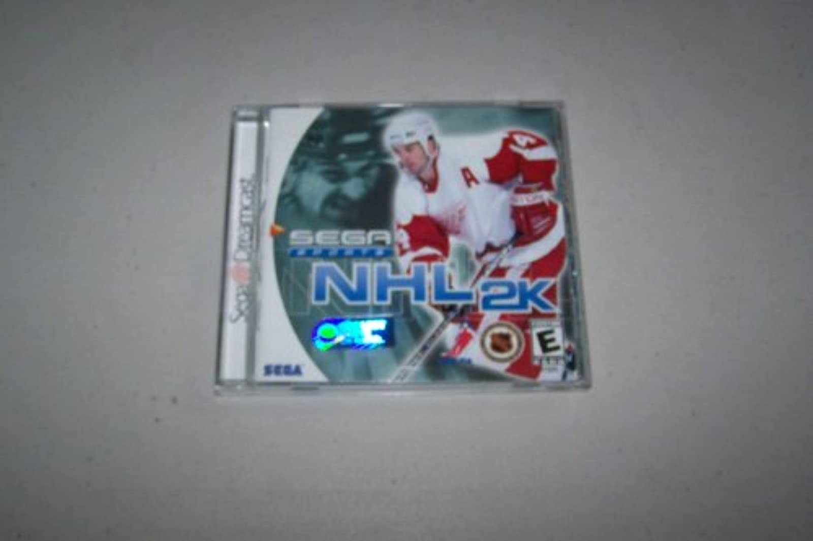 NHL 2K For Sega Dreamcast With Manual And Case