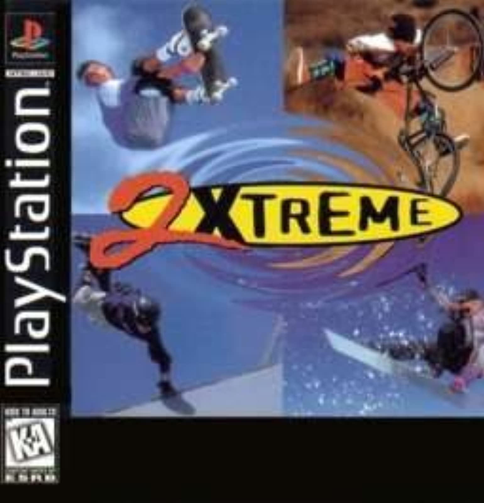 2 Xtreme E For PlayStation 1 PS1