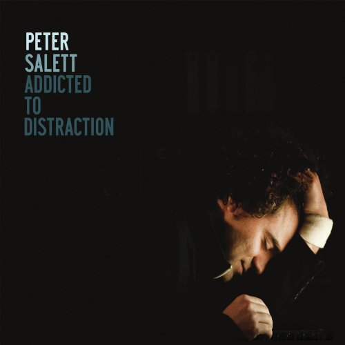 Addicted To Distraction Record By Salett Peter On Vinyl