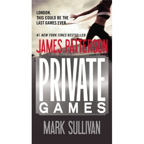 Private Games By James Patterson And Mark Sullivan Book Paperback