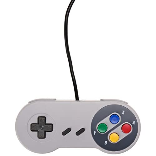 Image 0 of TTX Tech Super Famicom Style Controller Limited Edition For Wii