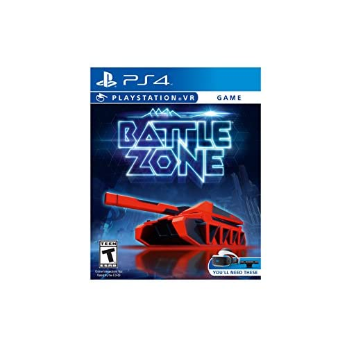 Battlezone PlayStation VR For PlayStation 4 PS4 Shooter