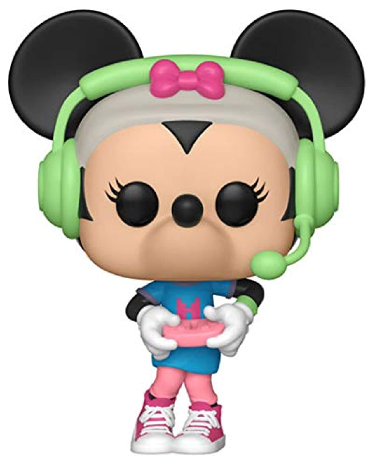 Funko Pop! Disney Original Mickey 90 Years 507 Gamer Minnie Exclusive Vinyl Figu