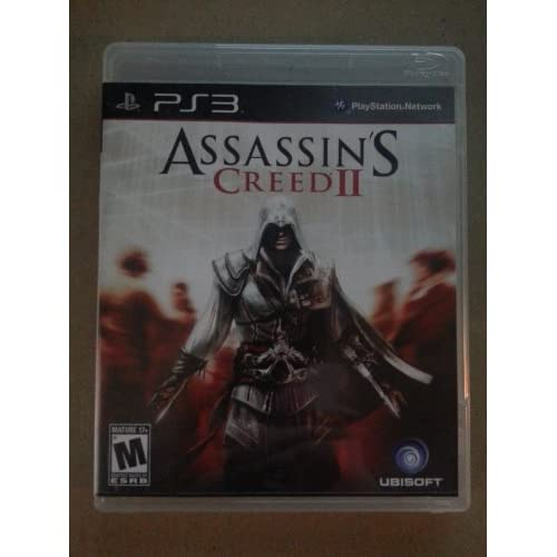 Assassin's Creed 2 PS3 Videogame Software