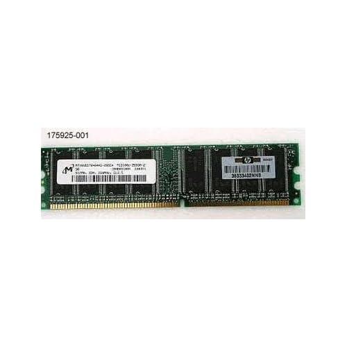 Image 0 of Hp 175925-001 512MB PC-2100 266MHZ DIMM 184-PIN Non-Ecc DDR SDRAM Genuine HP Mem
