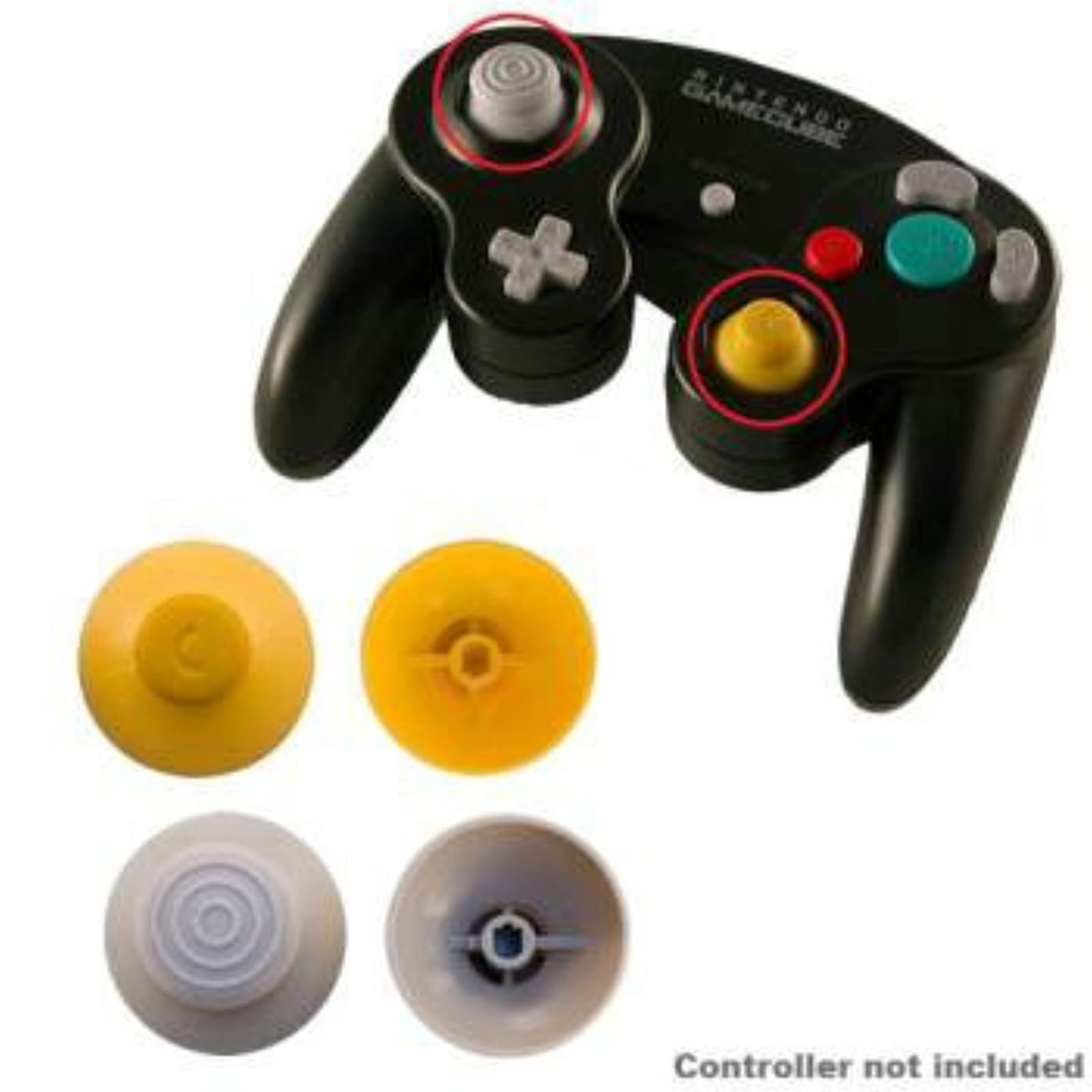 GameCube Thumbstick Replacement Analog Cap