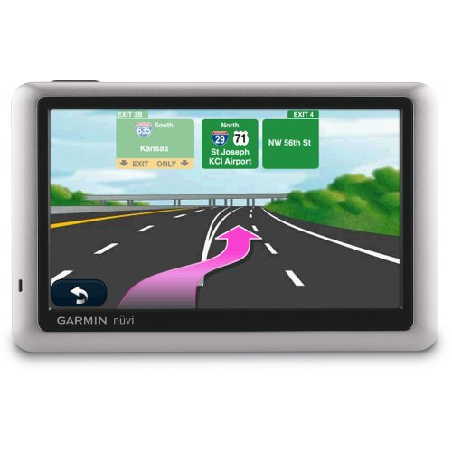 Image 0 of Garmin Nuvi 1450LMT 5-inch Portable GPS Navigator With Lifetime Map And Traffic