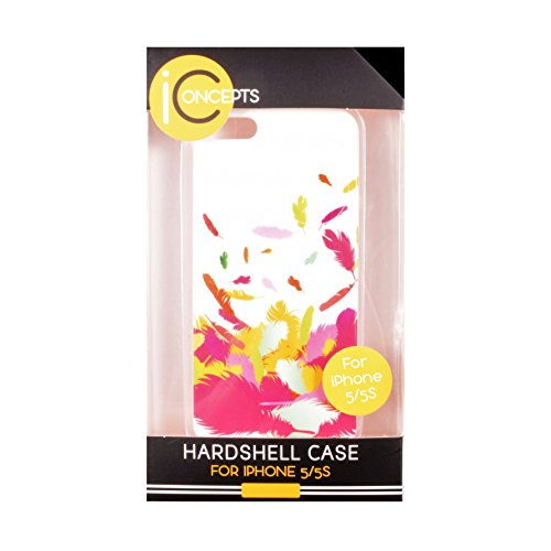 iConcepts Feather Hardshell iPhone 5 5S SE Case Cover