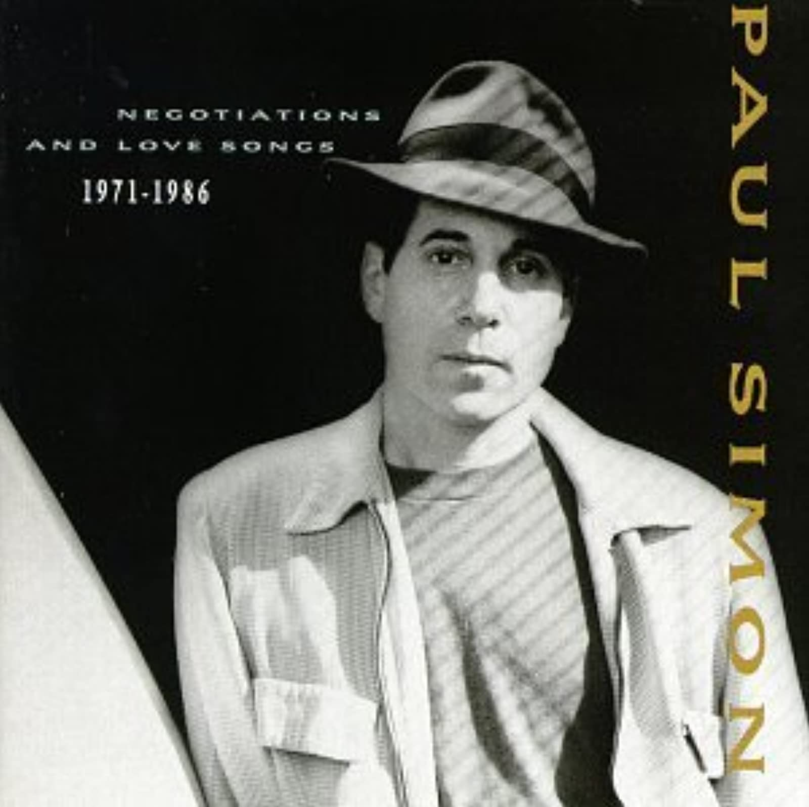 Negotiations And Love Songs 1971-1986 By Paul Simon On Audio CD Album