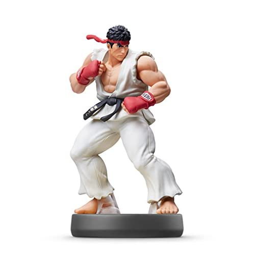 Image 0 of Ryu Amiibo Super Smash Bros Series Nvlcaach