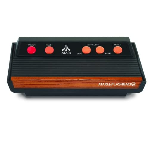 Atari Flashback 2+ Plug-In-Play Console
