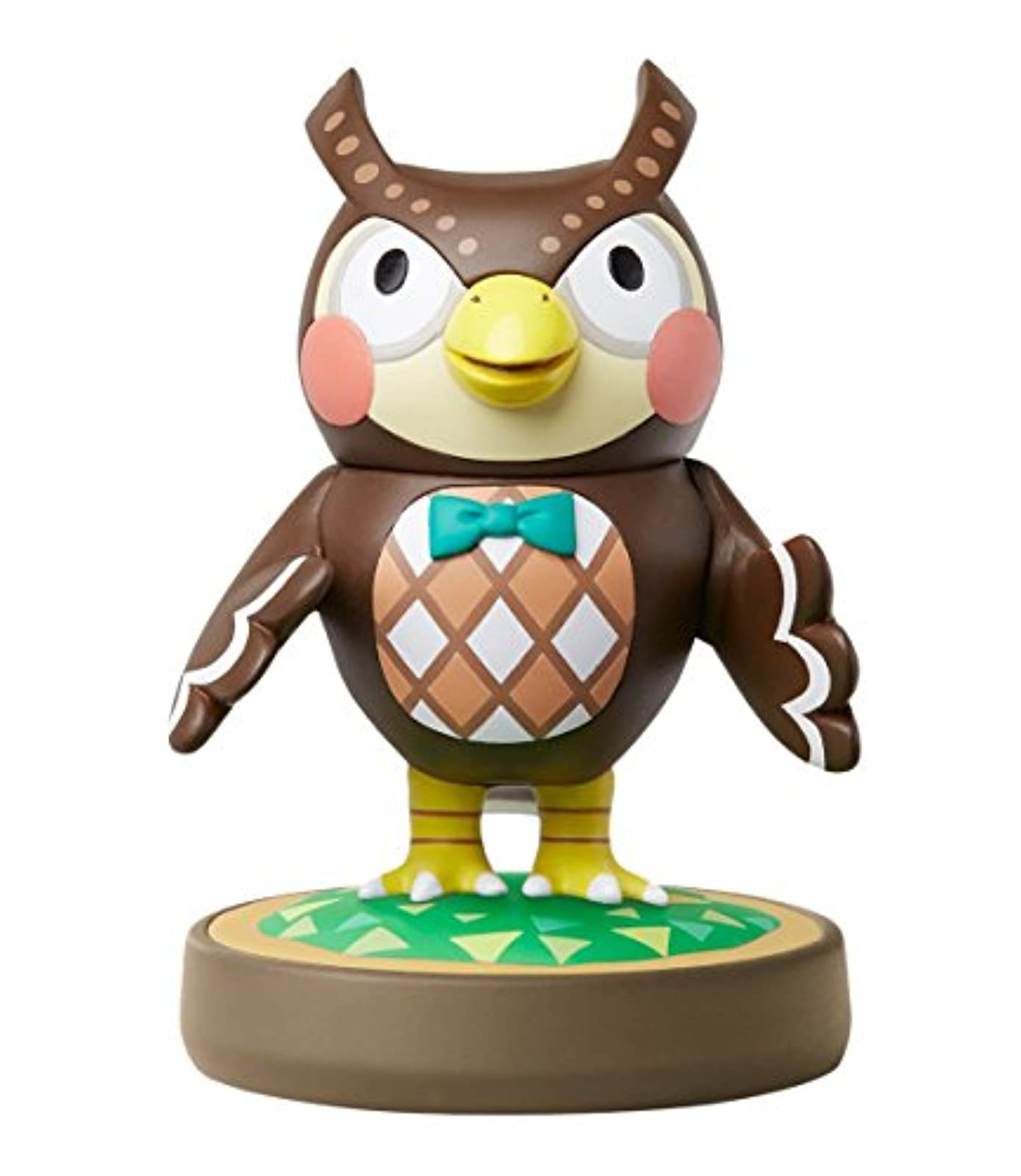 Blathers Amiibo Animal Crossing Series For Nintendo Switch Figure