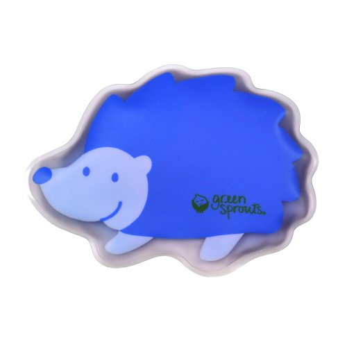 Image 0 of Green Sprouts Cool Calm Press Blue Hedgehog
