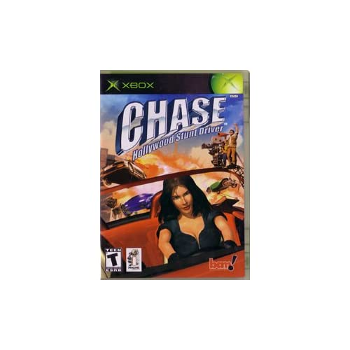 Chase Hollywood Stunt Driver For Xbox Original