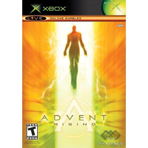 Advent Rising Xbox For Xbox Original