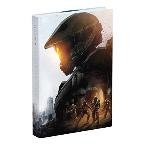 Halo 5: Guardians Edition Strategy Guide: Prima Official Game Guide