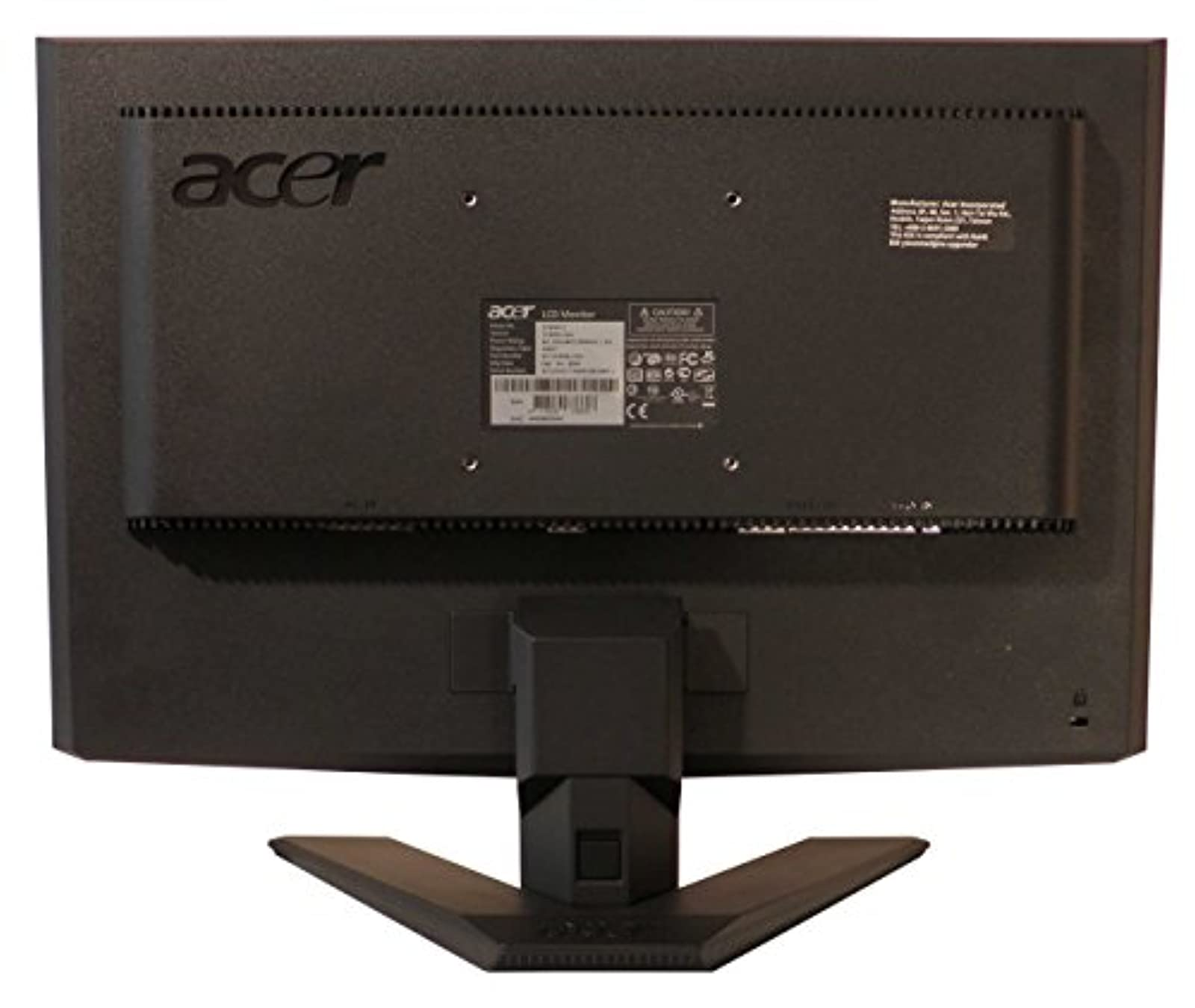 Acer X193W 19 Inch Monitor LCD