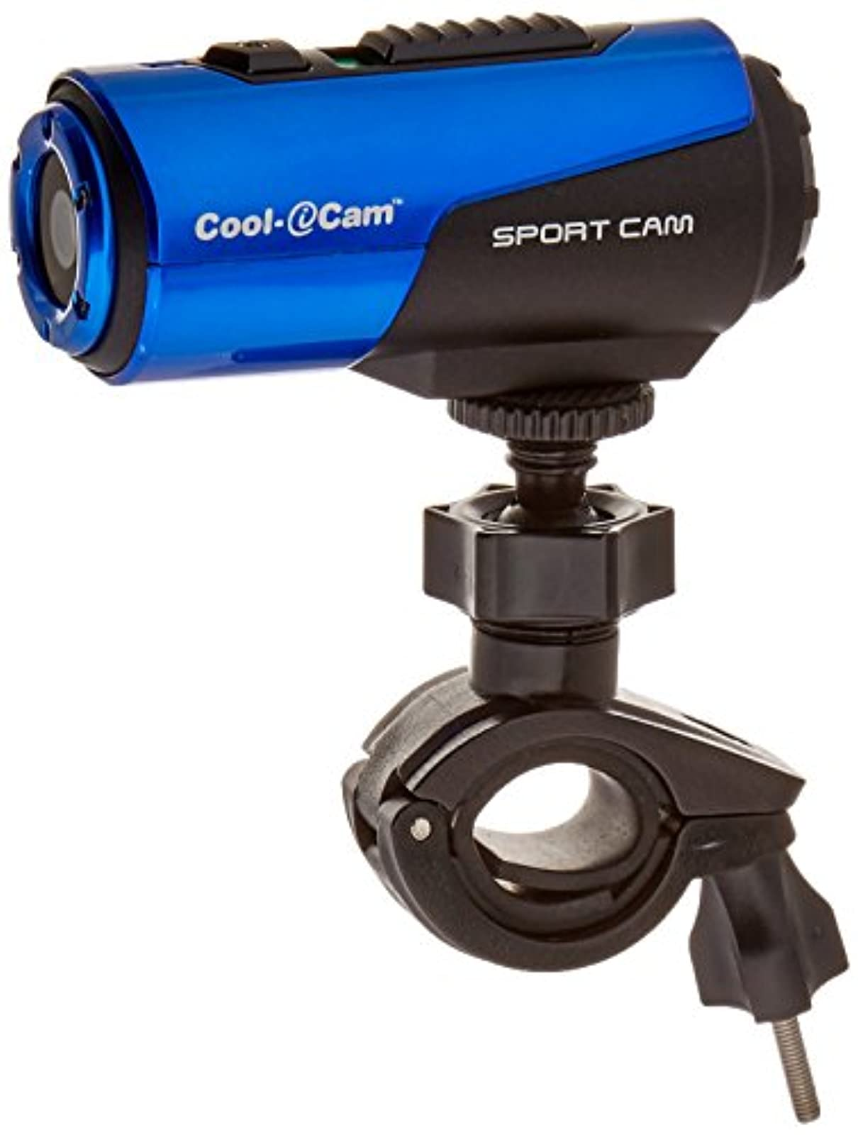 ION Cool-Icam S3000B Waterproof Action Camcorder With 720P HD Video The Perfect