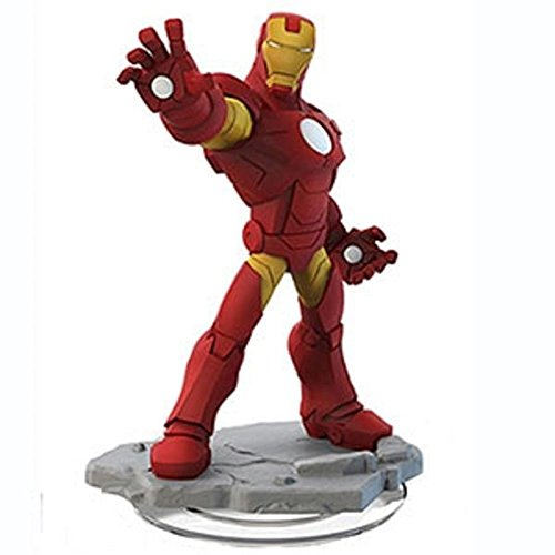 Disney Infinity: Marvel Super Heroes 2.0 Edition Iron Man Figure No