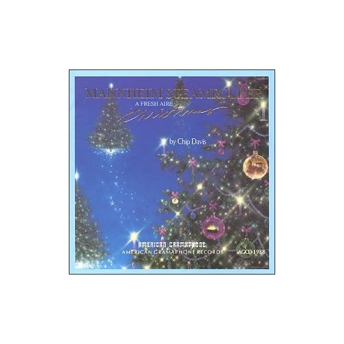 A Fresh Aire Christmas By Mannheim Steamroller On Audio CD Album 2012
