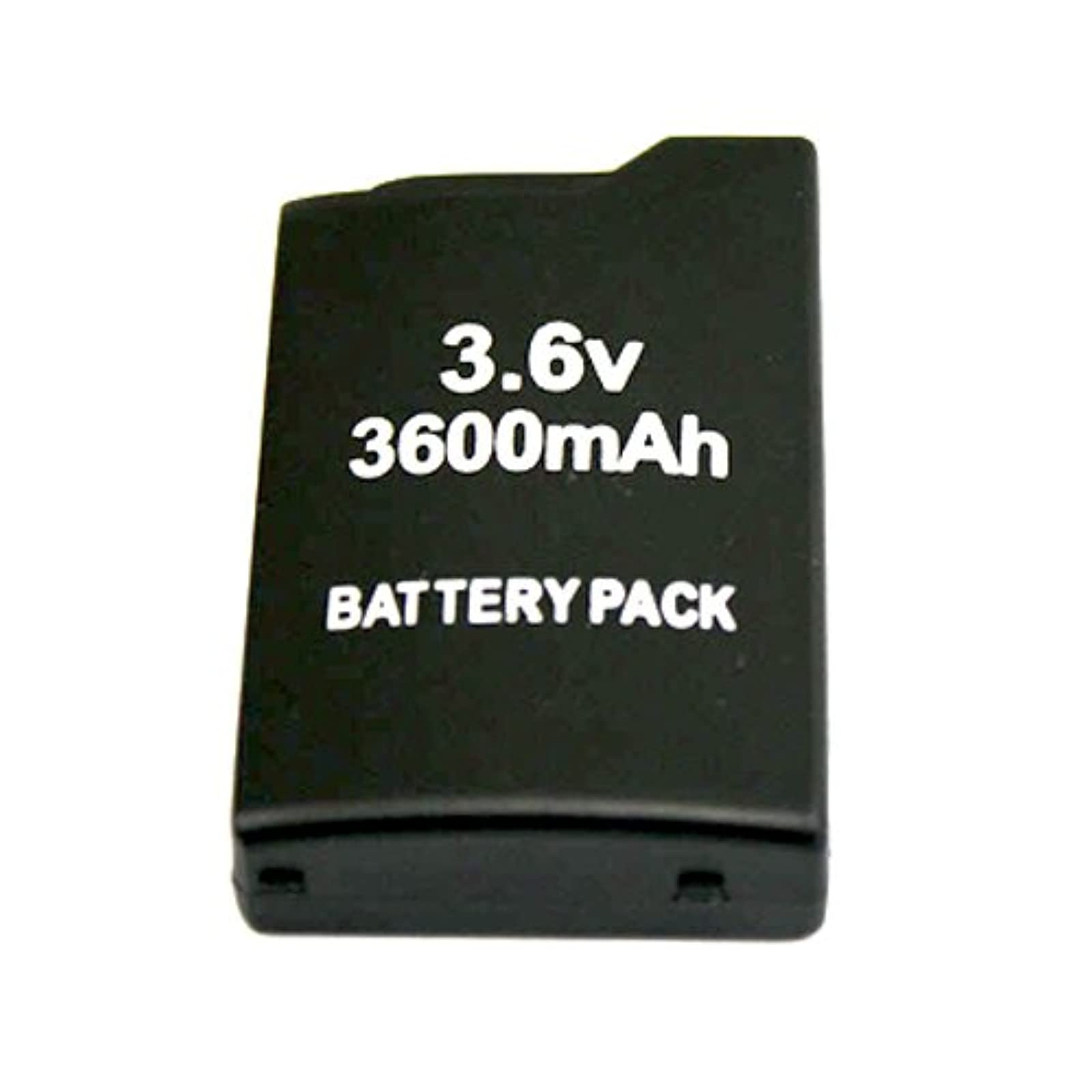 3600MAH Rechargeable Battery Pack And Back Cover Case For Sony PSP 1000 1001