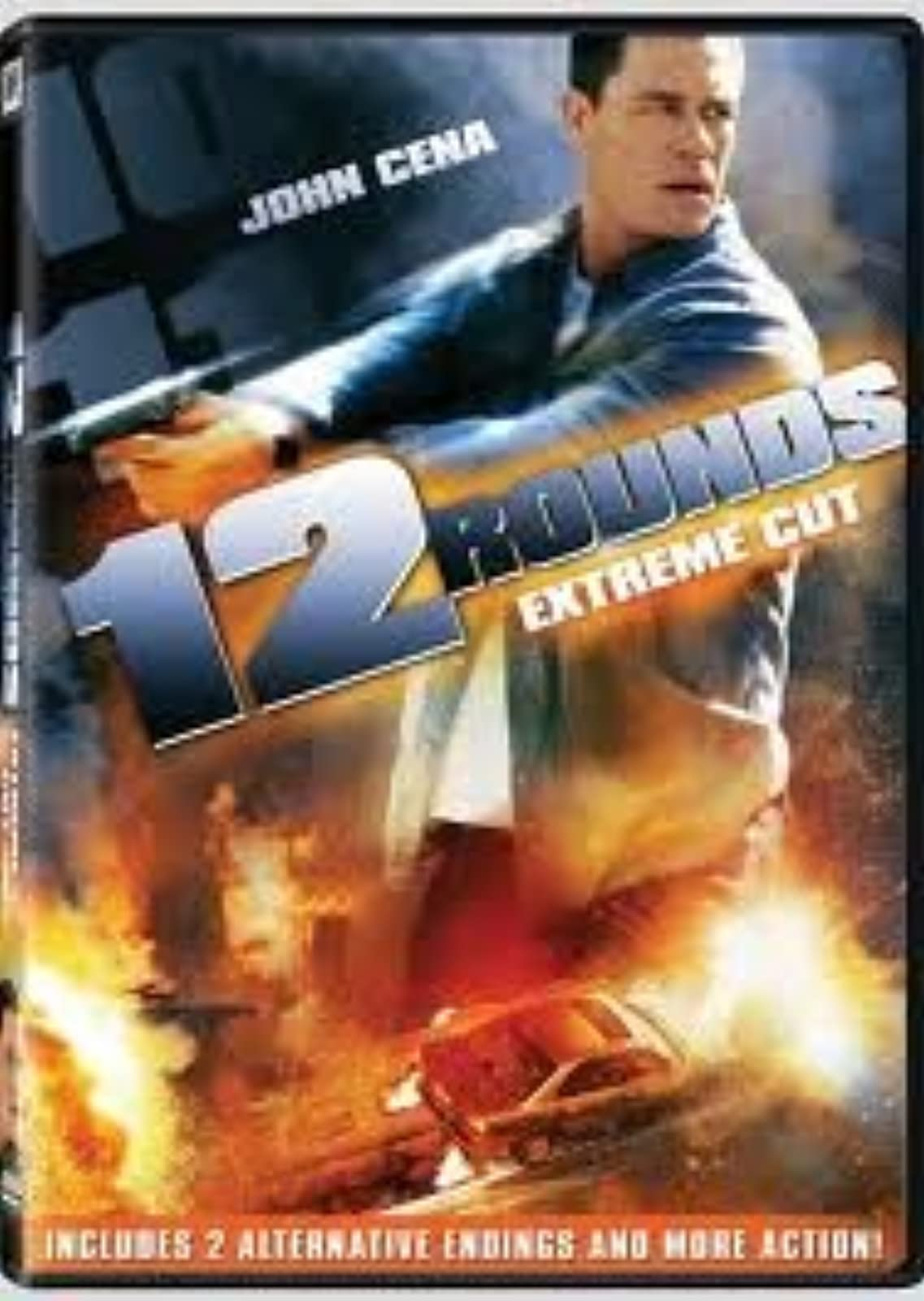 12 Rounds Extreme Cut On DVD