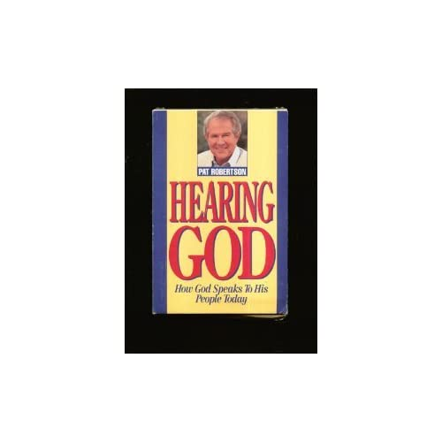 Hearing God By Pat Robertson On Audio Cassette