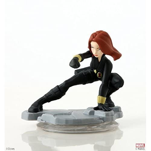 Disney Infinity: Marvel Super Heroes 2.0 Edition Black Widow Figure No