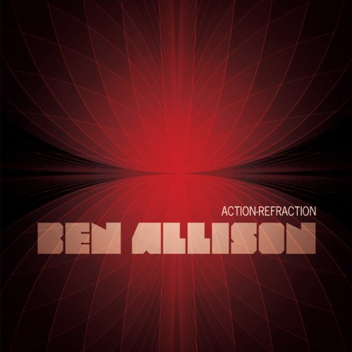Action-Refraction On Vinyl Record by Ben Allison