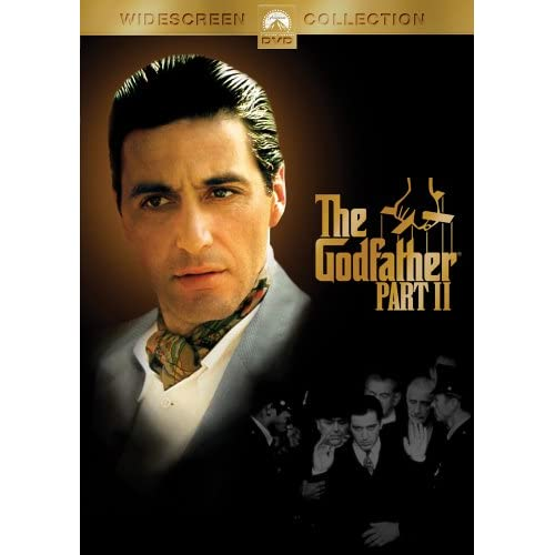 The Godfather Part II Two-Disc Widescreen Edition On DVD With Al