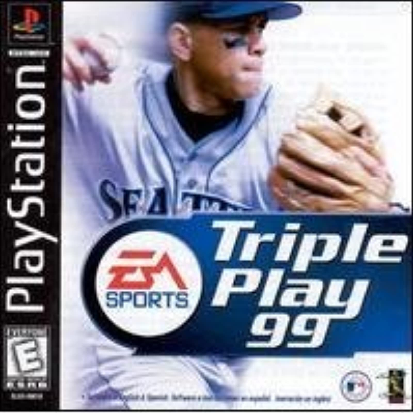 Triple Play '99 For PlayStation 1 PS1