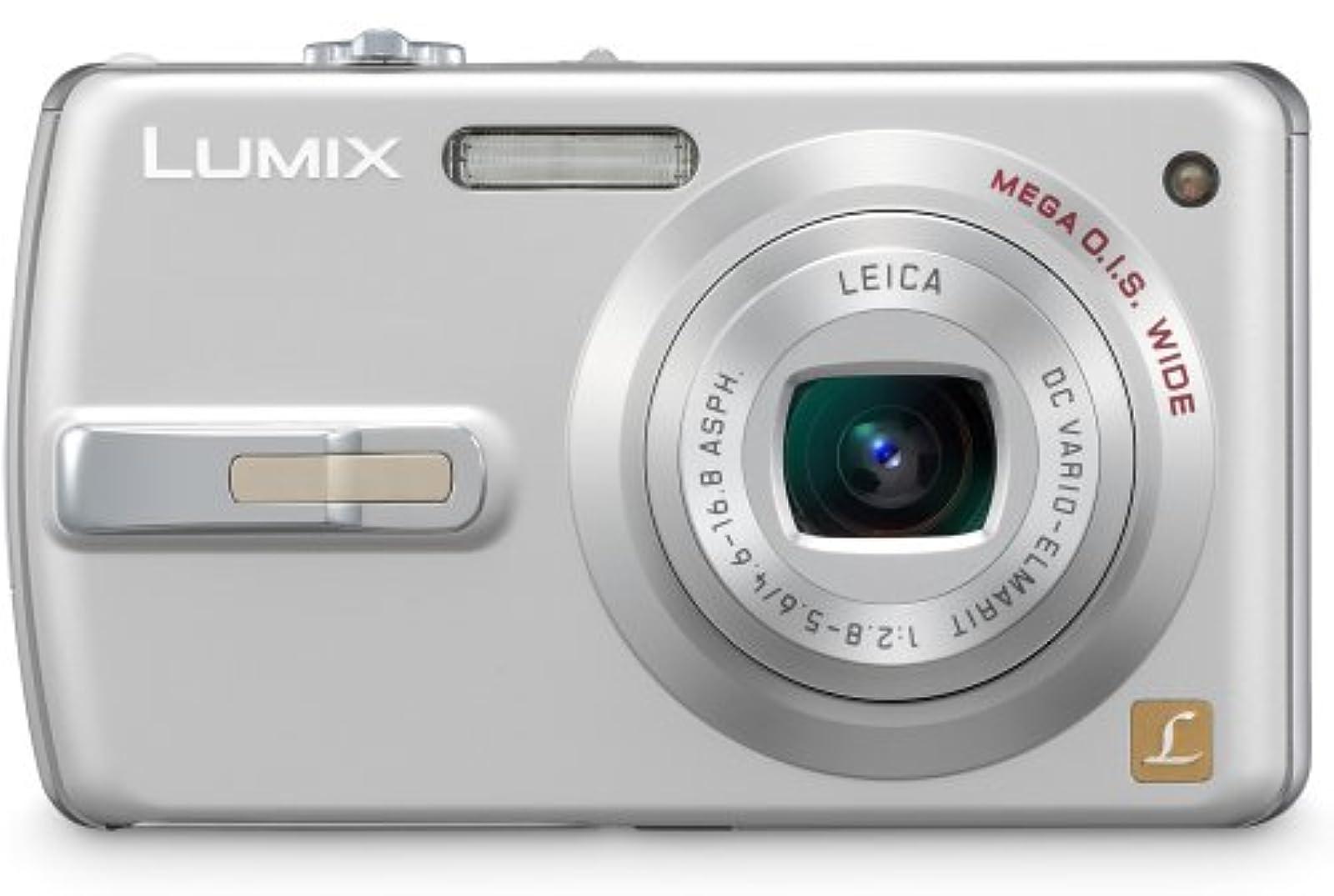 Panasonic DMC-FX50S 7.2MP Digital Camera With 3.6X Optical Image Stabilized Zoom
