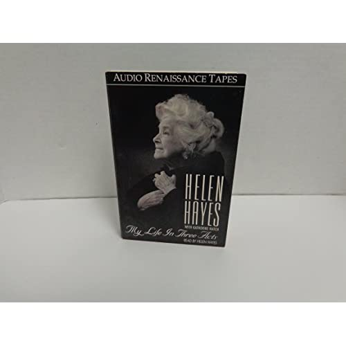Image 0 of My Life In Three Acts By Helen Hayes And Katherine Hatch On Audio Cassette 3