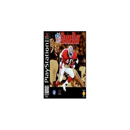 Image 0 of NFL Game Day PlayStation For PlayStation 1 PS1 Football