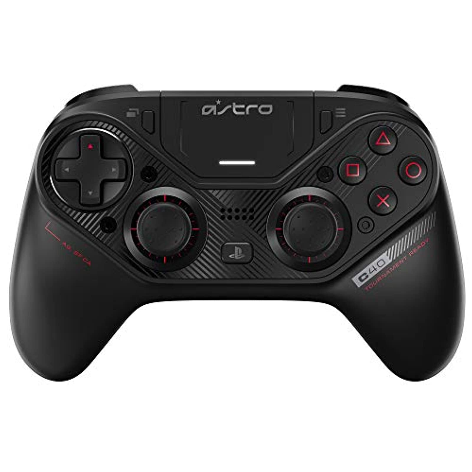 Astro Gaming C40 Tr Controller For PlayStation 4 PS4 Black Gamepad