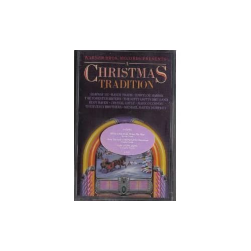 Image 0 of A Christmas Tradition On Audio Cassette