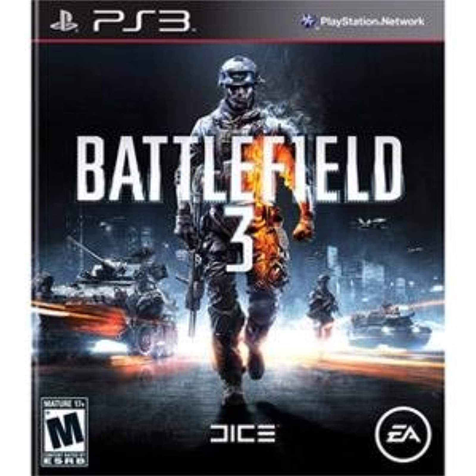 Electronic Arts Battlefield 3 Game PS3