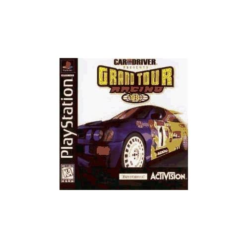 Grand Tour Racing 98: For PlayStation 1 PS1
