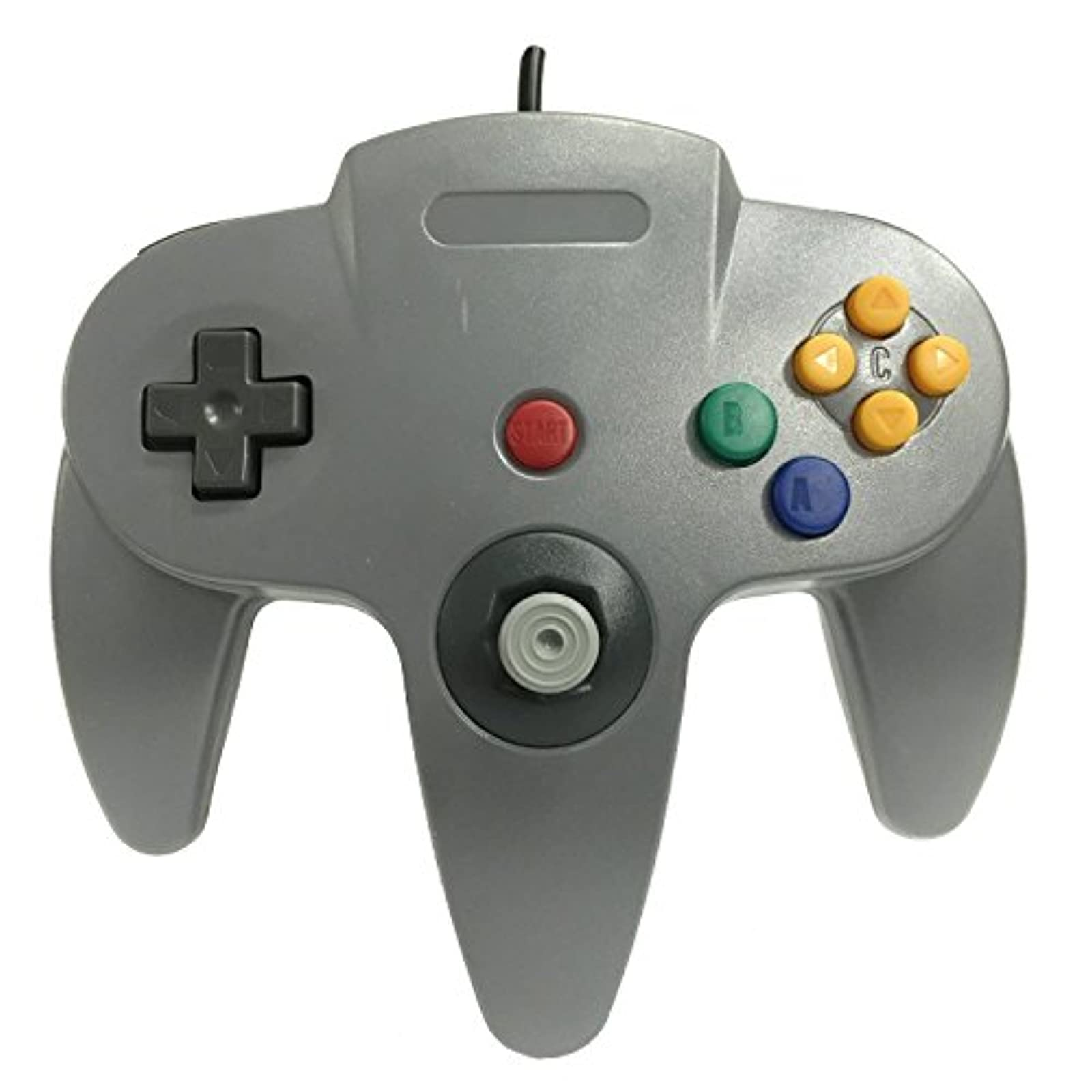 Generic Classic Wired Controller Joystick For Nintendo 64 N64 Game System