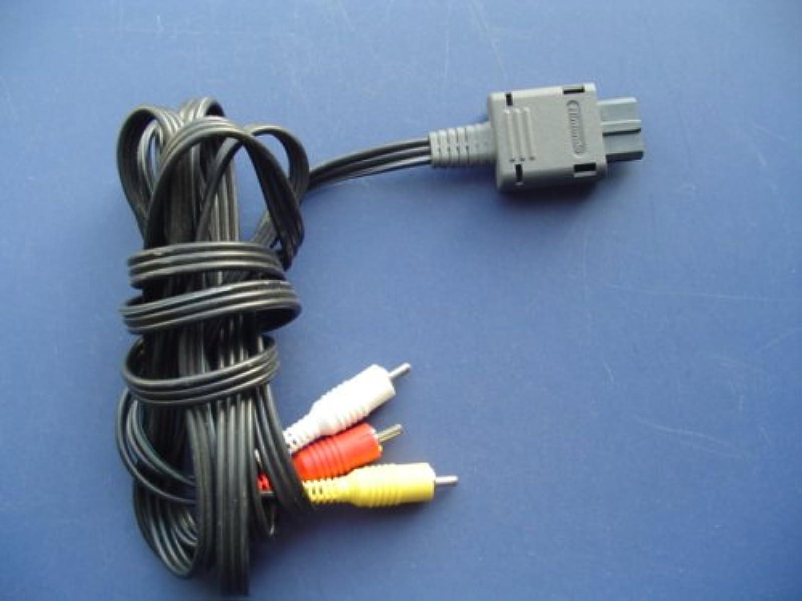 Nintendo OEM Audio Visual A/v Cord Cable TV For Super Nintendo SNES