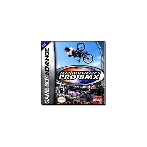 Image 0 of Mat Hoffman's Pro BMX For GBA Gameboy Advance